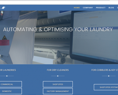 software for dry cleaners