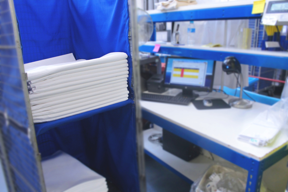 laundry management system